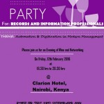 A Must Attend- RIM Cocktail