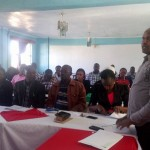 Inhouse Managers Training at Tower Sacco on Records and Information Management