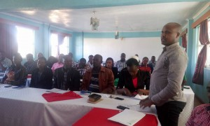 Staff Training at Tower Sacco Limited