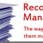 Understanding Records Management Training