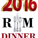 2016 RIM Dinner to be held in December
