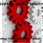 1 days' Workshop on Records & Process Management for SMEs and Startups Owners