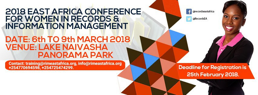 2018 Conference for Women in Records and Information Management