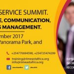 2nd Customer Service Summit