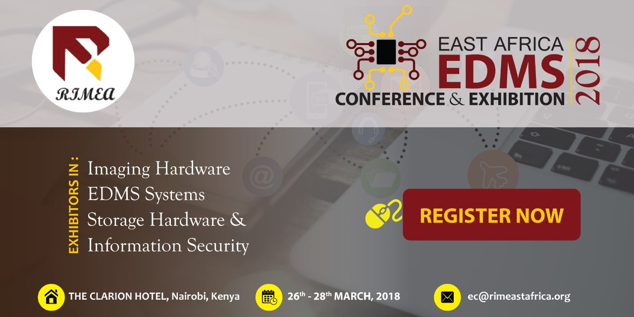 EA EDMS Conference and Exhibition 2018