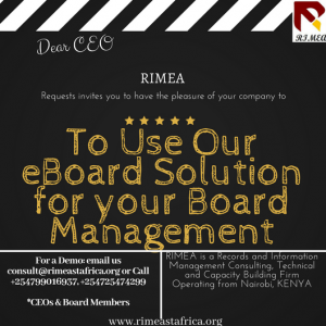 eBoard Solution