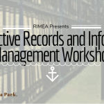 3rd Effective Records and Information Management Workshop