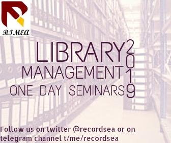 Library Management One Day Seminars 2019