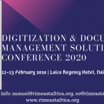 Digitization & Document Management Solutions Conference 2020