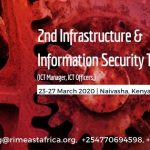 Infrastructure, Information Security & Business Continuity Planning Training