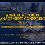 Annual Records Management Conference 2020