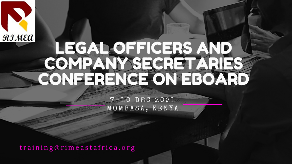 legal officers and company secretaries conference on eboard