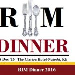 The Records Network end of year dinner slated for today