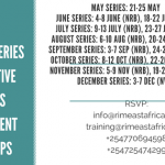 Effective Records Management Workshops to run every month