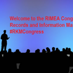 RIMEA hosts the Records and Knowledge Management Congress this August
