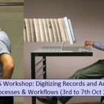 Records Management Workshop on Electronic Document Management Systems in October 2016