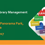 The 3rd Leadership and Library Management Workshop runs from the 8th to 12th May 2017