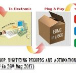 5th EDMS Workshop: Electronic Document Management Systems Workshop