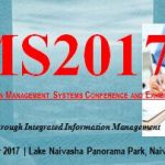 The 2017 Hospital Information Management Systems Conference and Exhibition