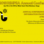 2018 RIM Professionals Annual Conference