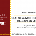 Credit Managers Conference on Records Management and Automation
