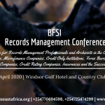 BFSI Records Management Conference